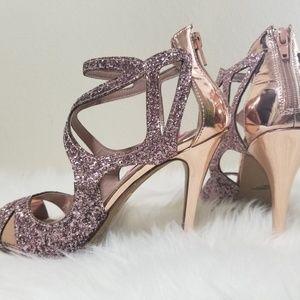 Betsy Johnson Stiletto Sandals